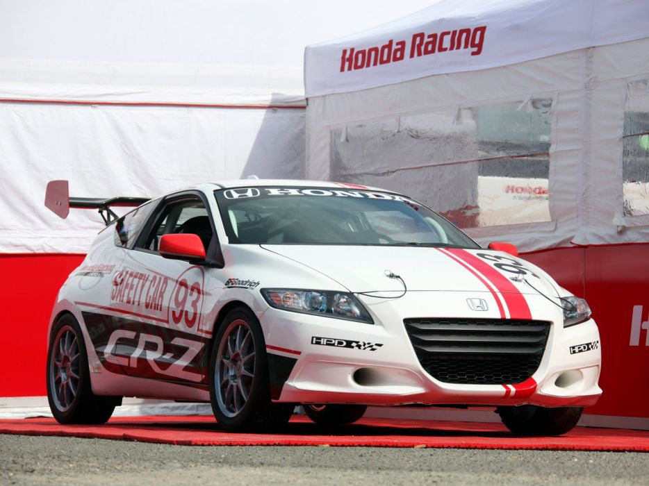 Honda CR-Z Racer HPD 2010 wallpaper