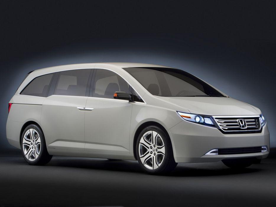 Honda Odyssey Concept 2010 wallpaper