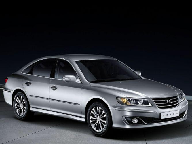 Hyundai Azera 2011 wallpaper