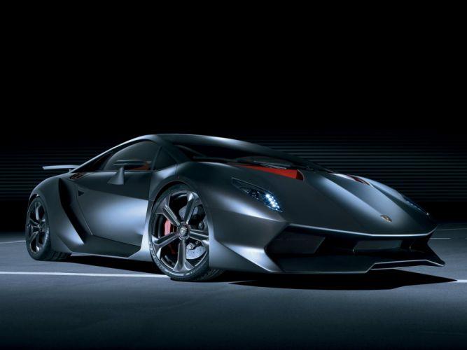 Lamborghini Sesto Elemento 2010 wallpaper