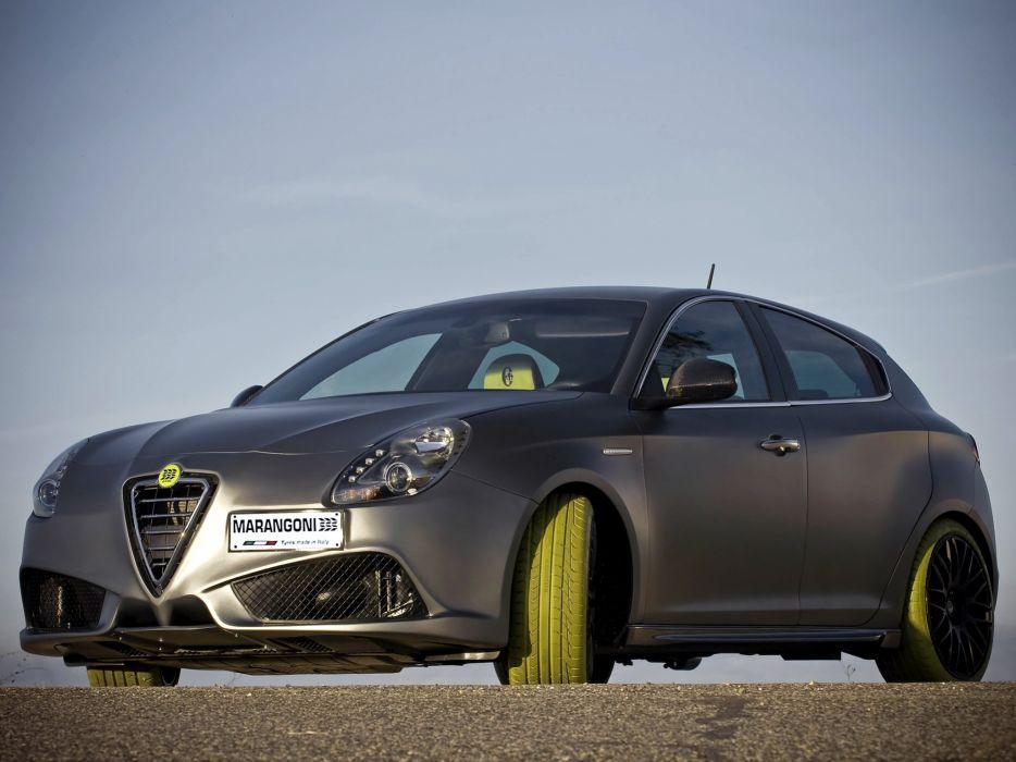 Marangoni Giulietta G430 iMove 2010 wallpaper