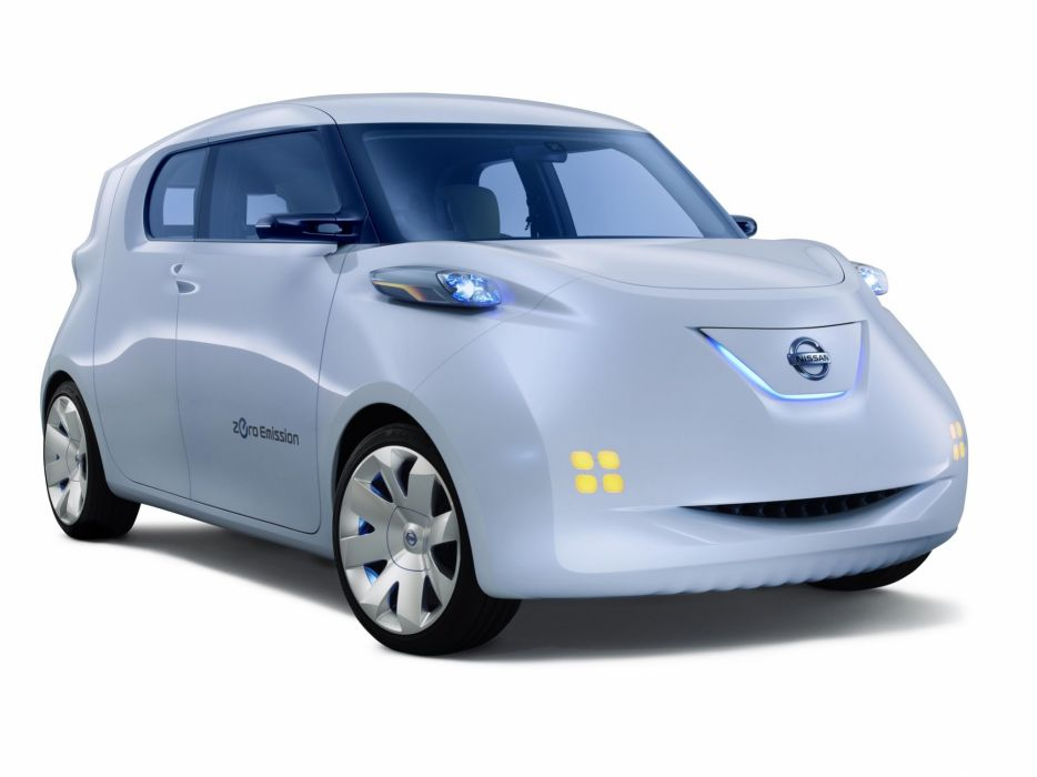 Nissan Townpod Concept 2010 wallpaper
