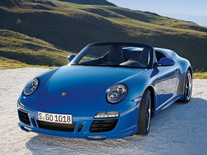 Porsche 911 Speedster 2010 wallpaper