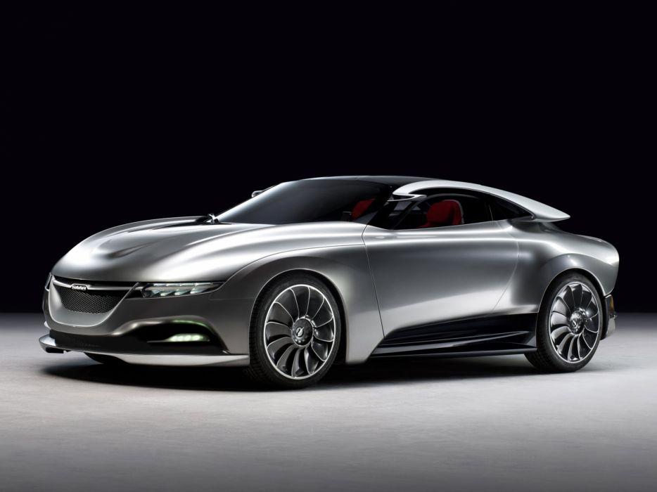 Saab PhoeniX Concept 2011 wallpaper