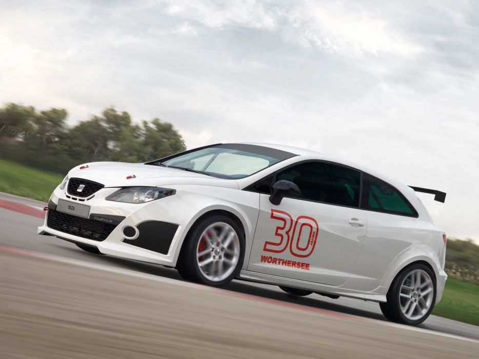 Seat Ibiza SC Trophy 2011 wallpaper