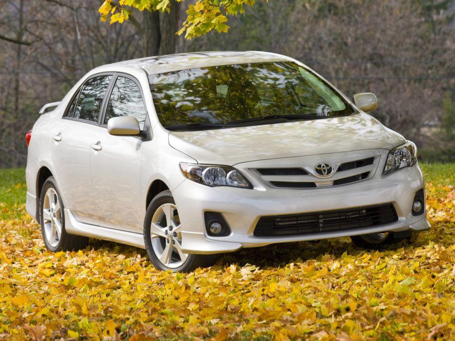 Toyota Corolla S 2011 wallpaper