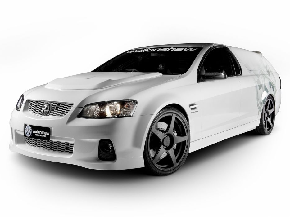 Walkinshaw Performance Holden Commodore SuperUte 2011 wallpaper