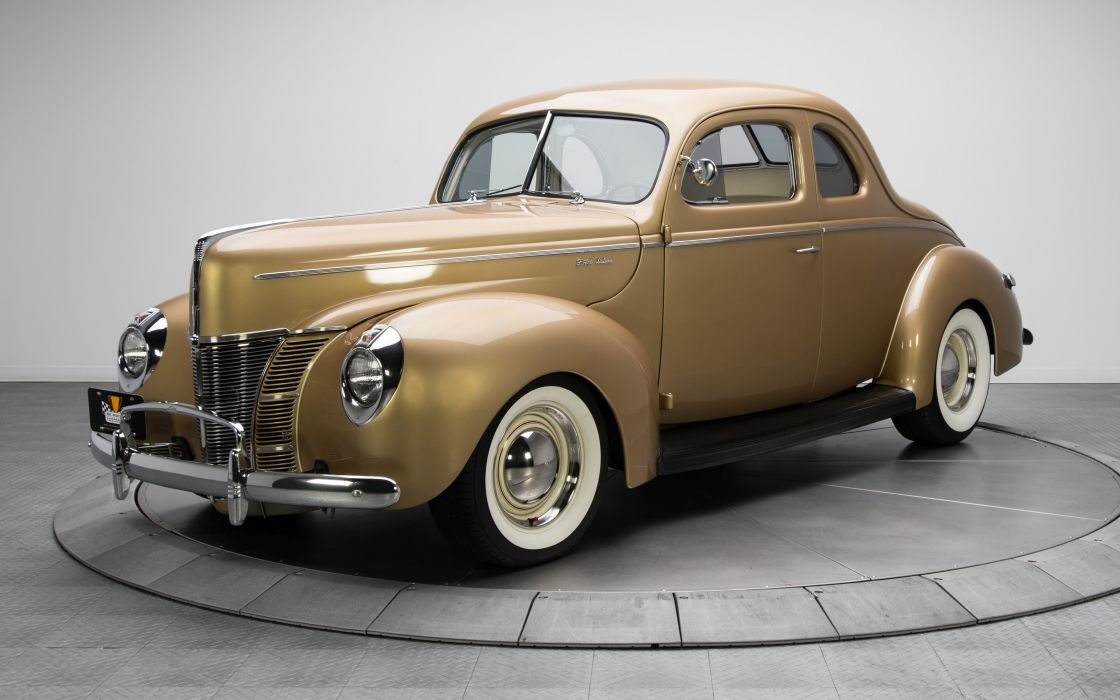 1940-Ford-Deluxe-Coupe wallpaper