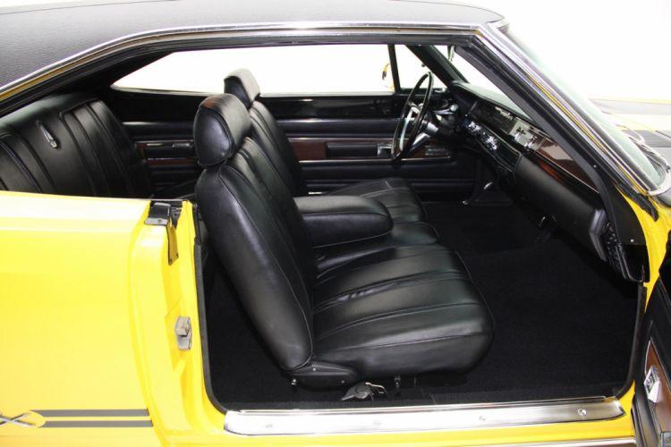 1968 plymouth gtx cars yellow wallpaper
