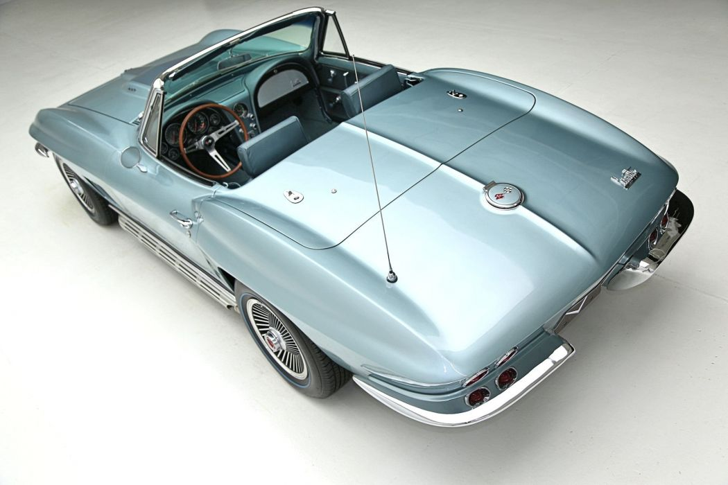 1967 chevrolet corvette 427 (c2) cars convertible wallpaper