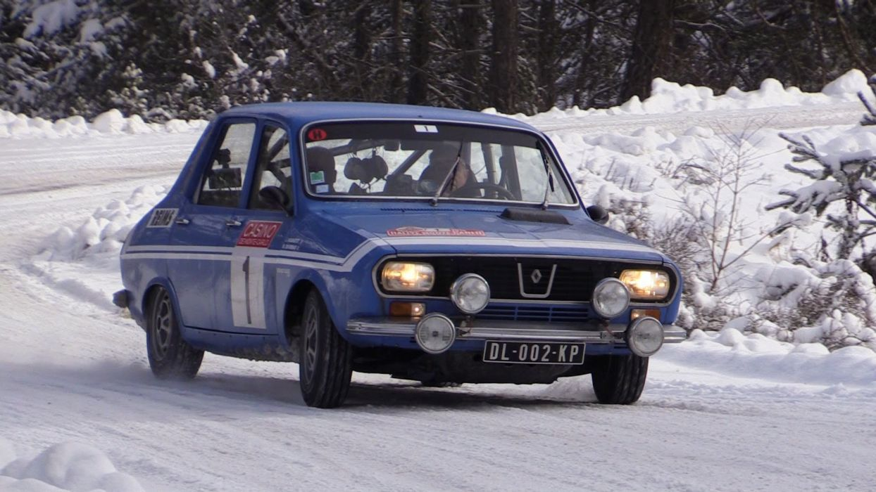 renault 12 coche frances rally wallpaper
