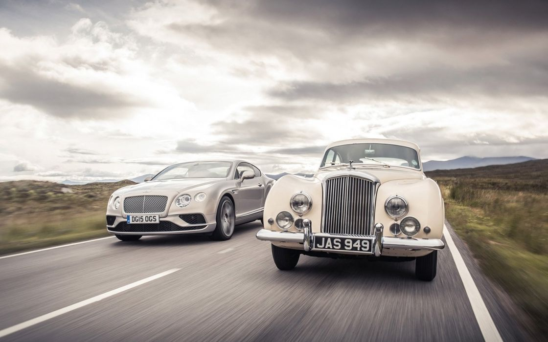 1952 Bentley Continental R-Type cars coupe classic wallpaper