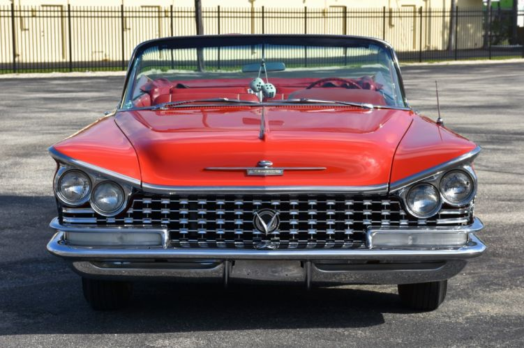 1959 BUICK ELECTRA 225 convertible classic cars wallpaper