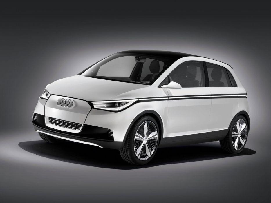Audi A2 Concept 2011 wallpaper
