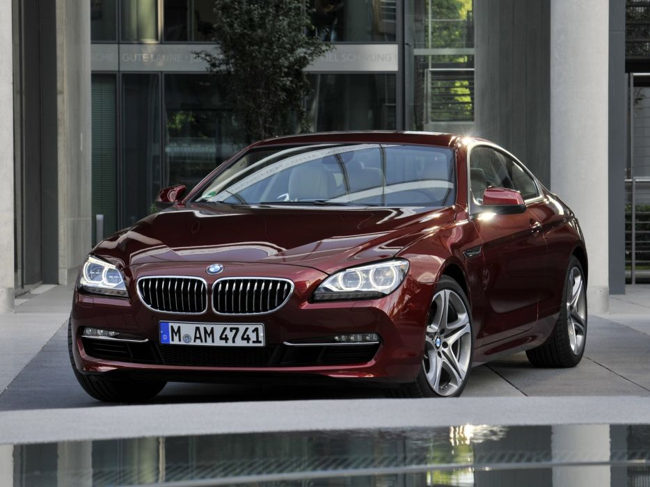 BMW 640i Coupy wallpaper