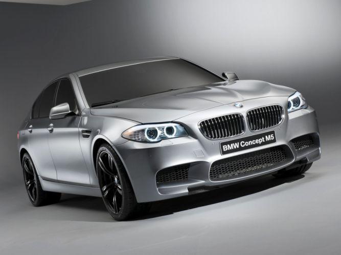 BMW Concept M5 2011 wallpaper