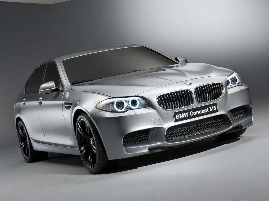 BMW Concept M5 2011 wallpaper