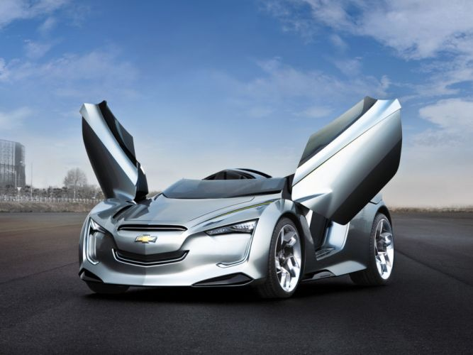 Chevrolet Miray Concept 2011 wallpaper