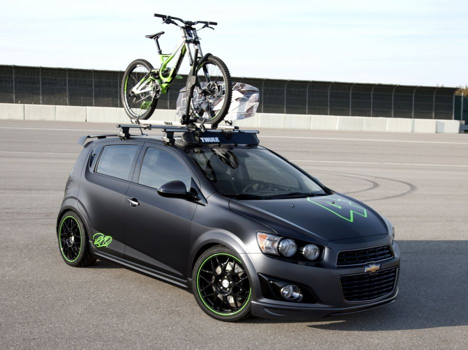 Chevrolet Sonic All Activity Vehicle Concept 2011 wallpaper