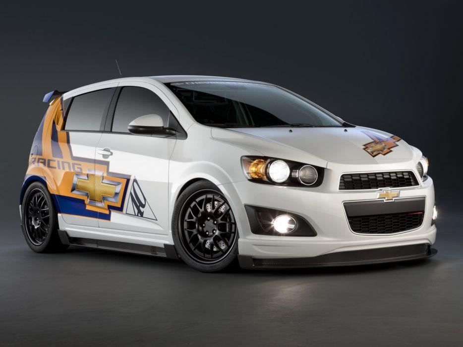 Chevrolet Sonic Super 4 Concept 2011 wallpaper