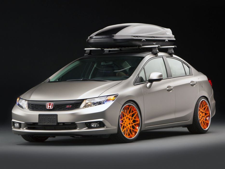 Honda Civic Sedan Tjin Edition 2011 wallpaper