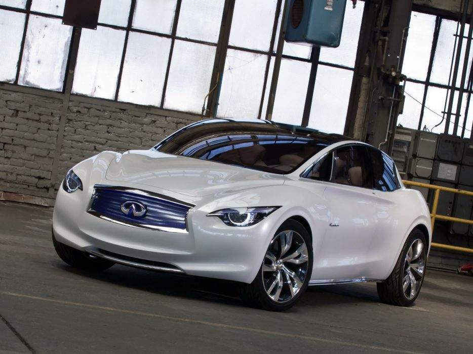 Infiniti Etherea Concept 2011 wallpaper
