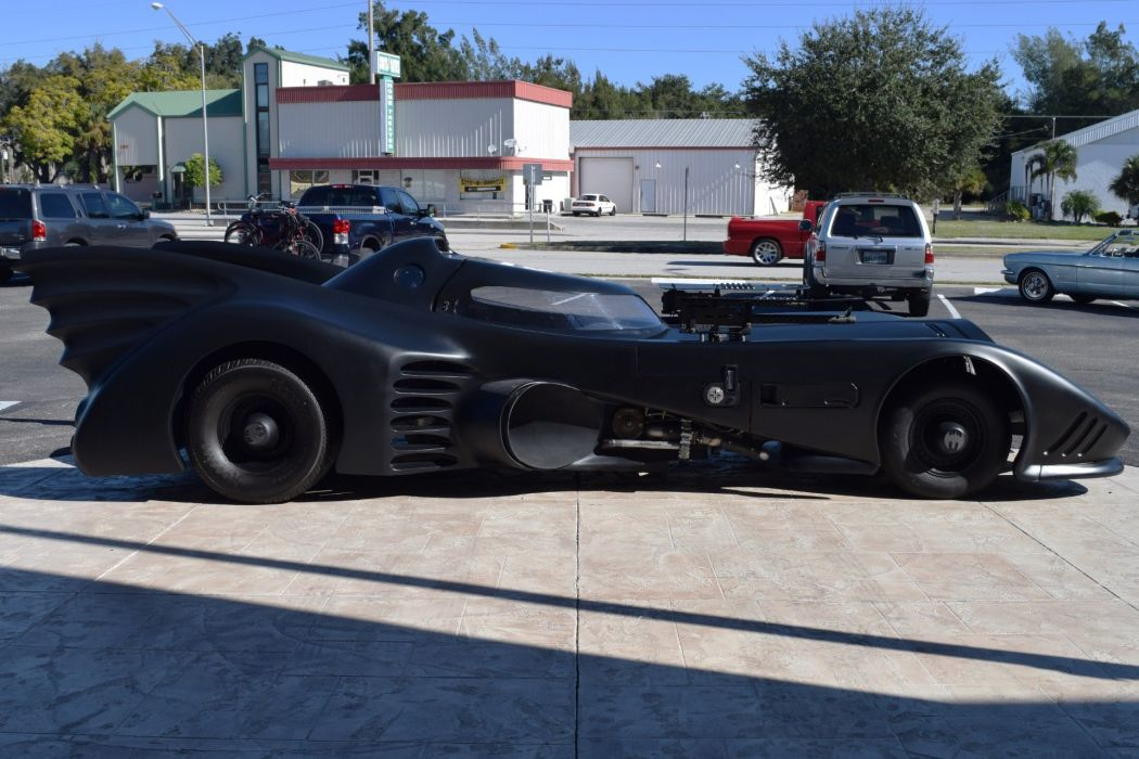 1989 batman MOVIE CARs BATMOBILE black wallpaper