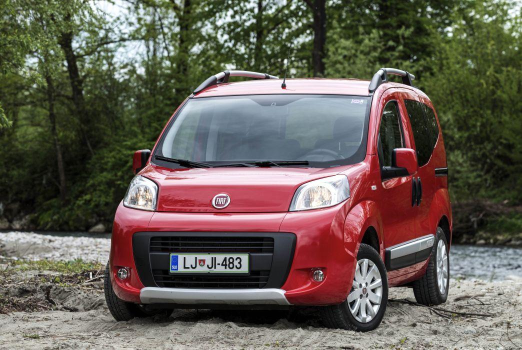 Fiat Qubo Trekking 2011 wallpaper