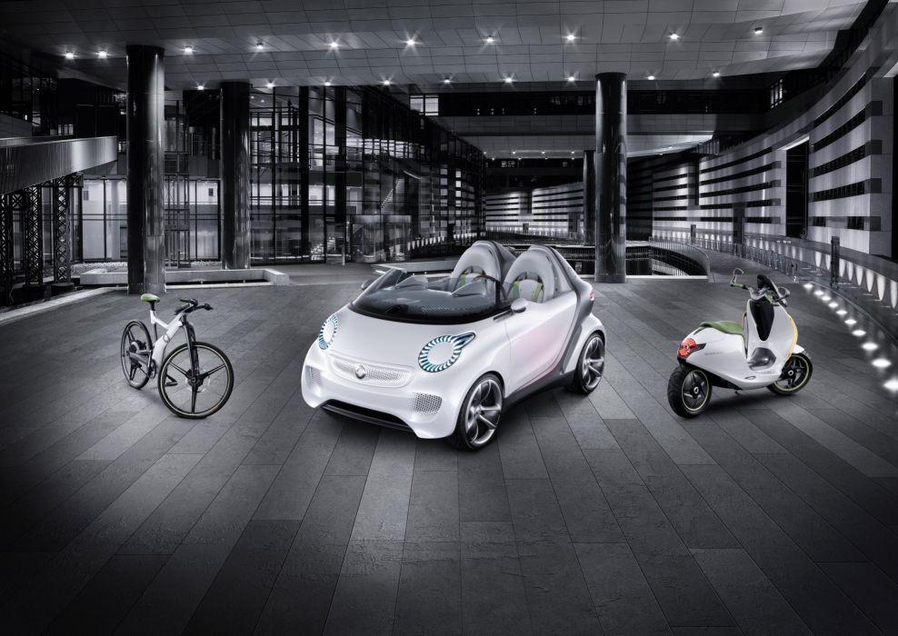 Smart Forspeed Concept 2011 wallpaper
