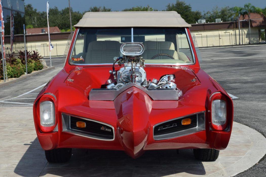 1967 MOVIE CARs THE MONKEES mobile CUSTOM GTO wallpaper