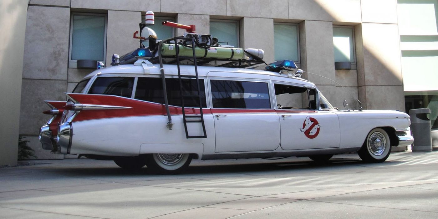 movie cars ghostbuster ecto wallpaper