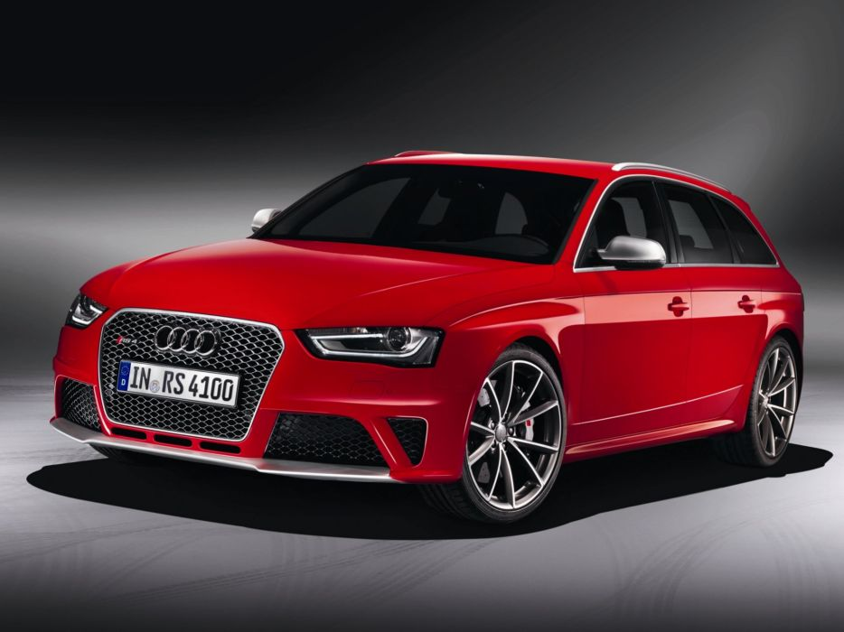 Audi RS4 Avant 2012 wallpaper