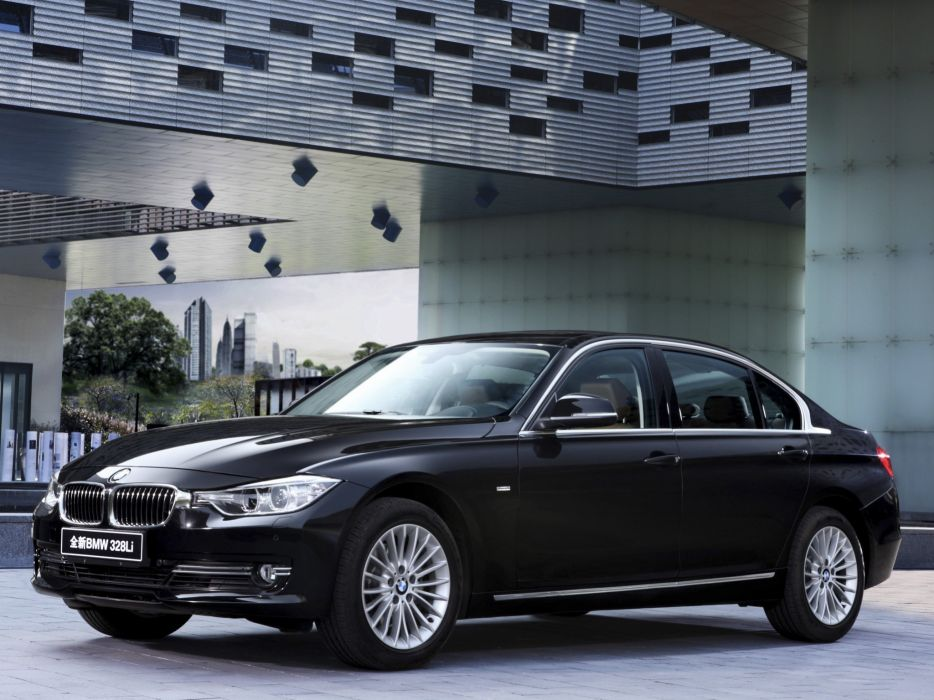 BMW 328Li Sedan Luxury Line 2012 wallpaper