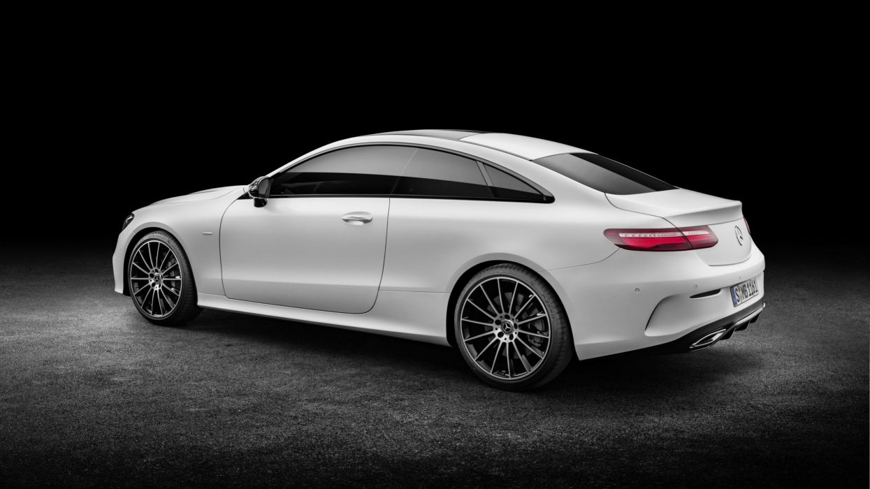 Mercedes Benz E Class Coupe 2018 Wallpaper 2500x1406 1065690