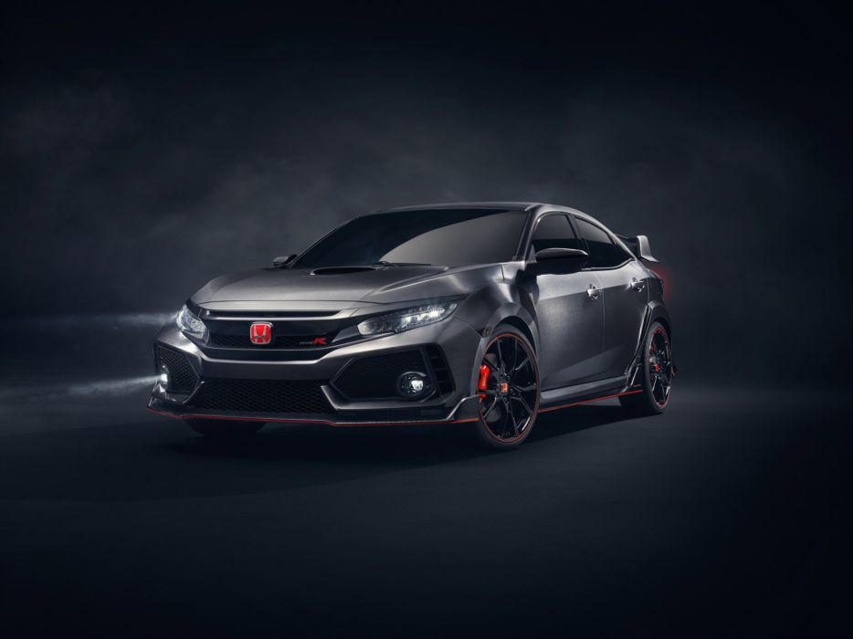 Honda Civic Type R Concept  wallpaper
