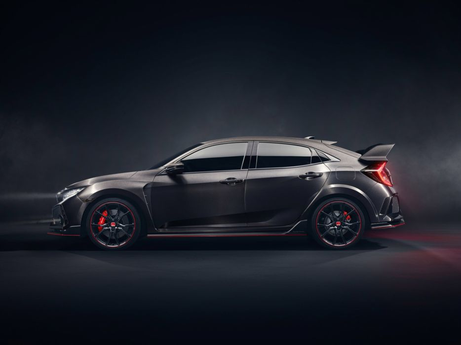 Honda Civic Type R Concept (4) wallpaper