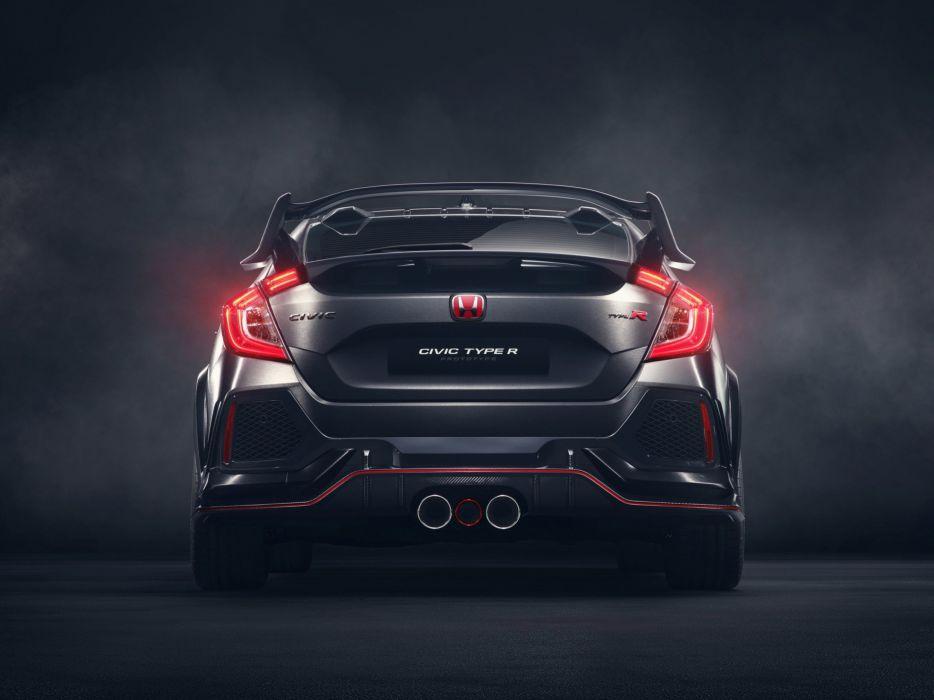 Honda Civic Type R Concept (6) wallpaper