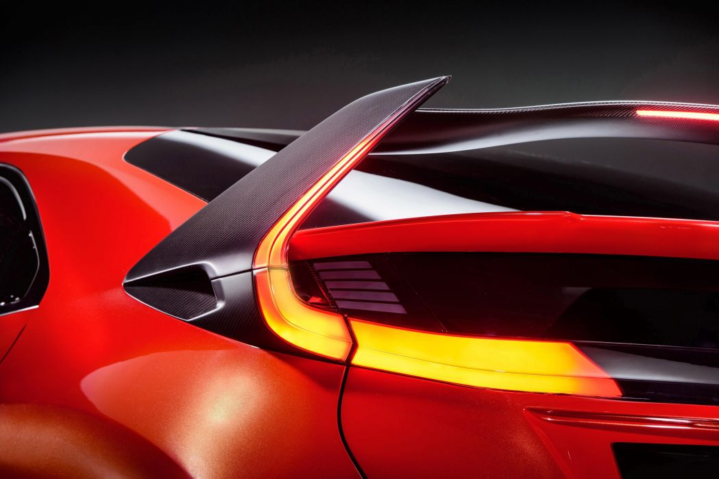Honda Civic Type R Concept 2014 (3) wallpaper