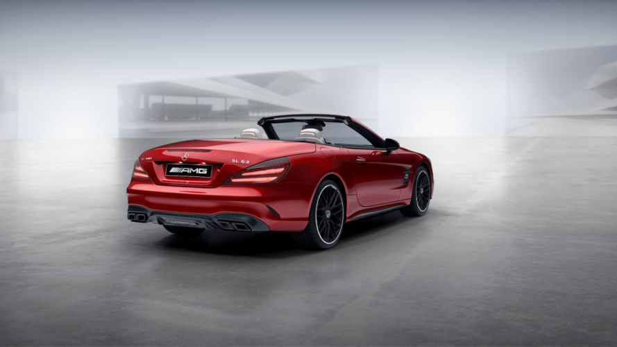 Mercedes-AMG SL 63 Roadster (30) wallpaper