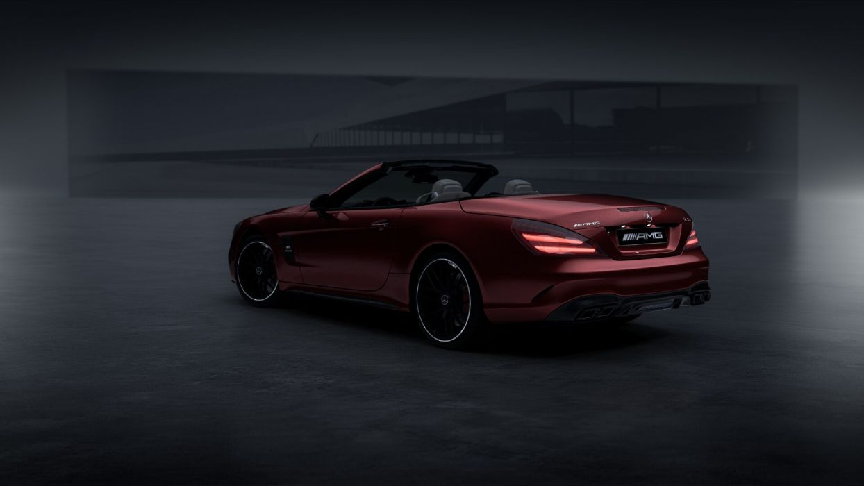 Mercedes-AMG SL 63 Roadster (44) wallpaper