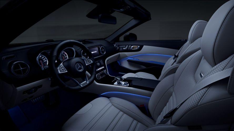 Mercedes-AMG SL 63 Roadster (48) wallpaper