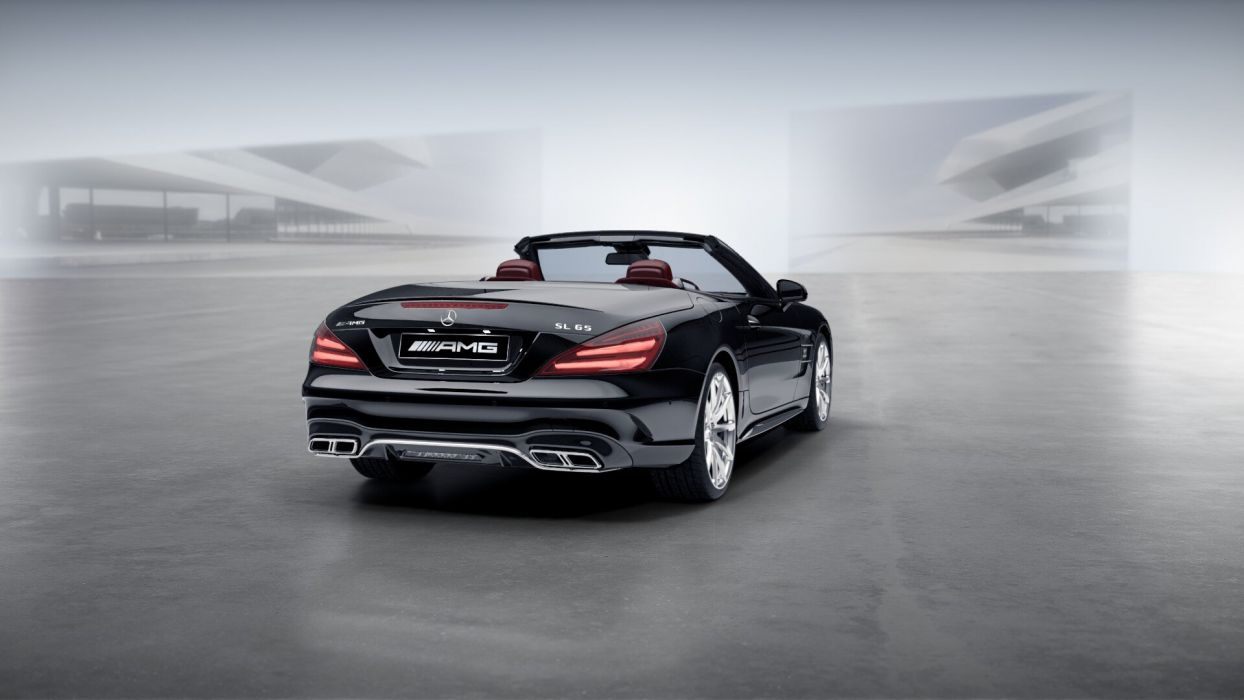 Mercedes-AMG SL 65 Roadster (4) wallpaper
