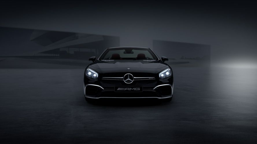 Mercedes-AMG SL 65 Roadster (10) wallpaper