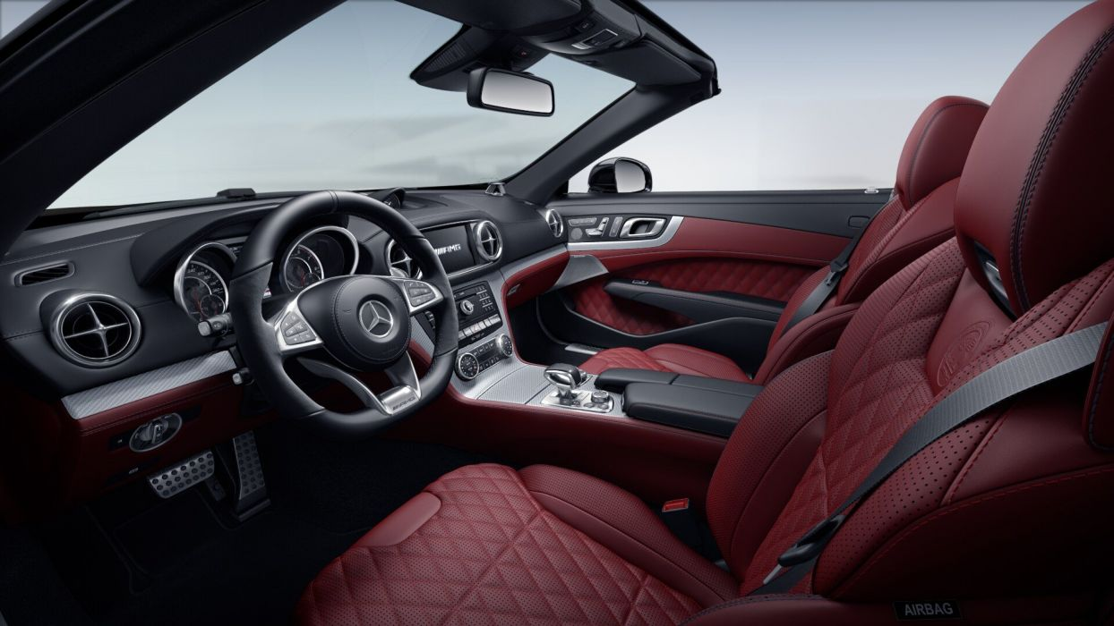 Mercedes-AMG SL 65 Roadster (22) wallpaper