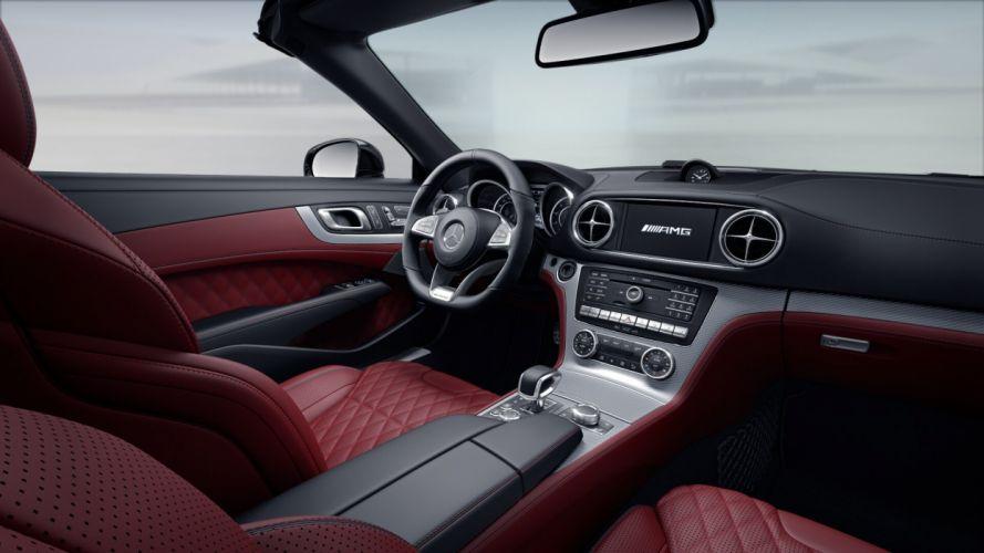 Mercedes-AMG SL 65 Roadster (25) wallpaper