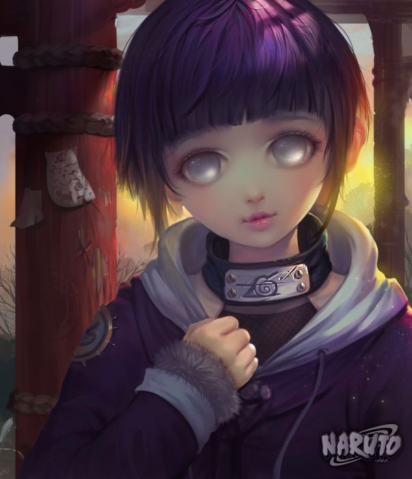 original fantasy art woman beauty anime naruto character girl cute wallpaper