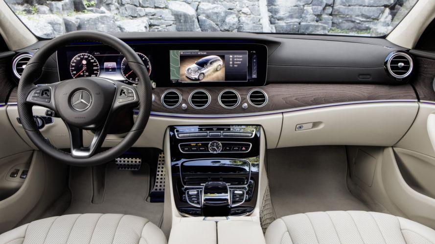Mercedes-Benz E Class All Terrain (1) wallpaper