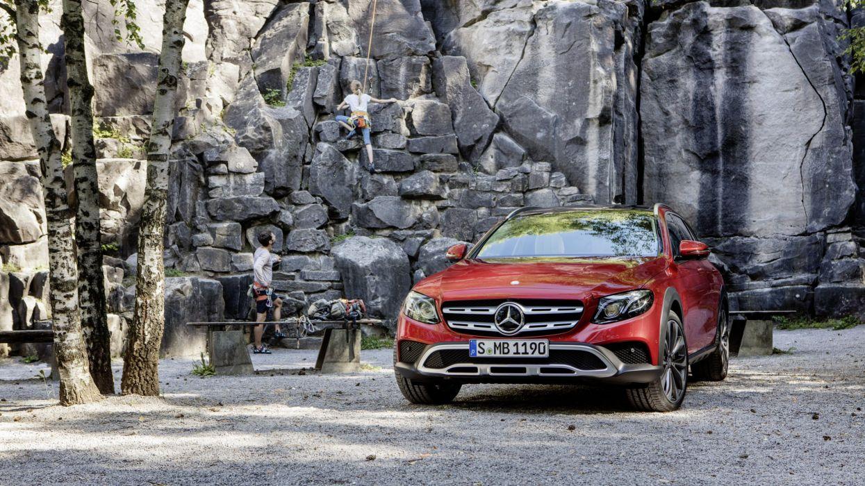 Mercedes-Benz E Class All Terrain (4) wallpaper