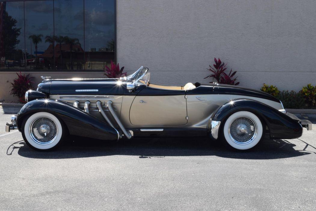 1936 AUBURN SPEEDSTER cars classic wallpaper