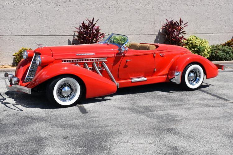 1936 AUBURN BOATTAIL cars classic wallpaper